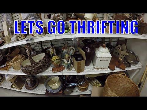 THRIFT STORE Treasure Hunting LIVE HUGE SCORES + HAULS