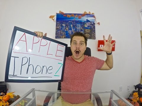 Why Im Buying Apple Stock! -  Iphone 7!