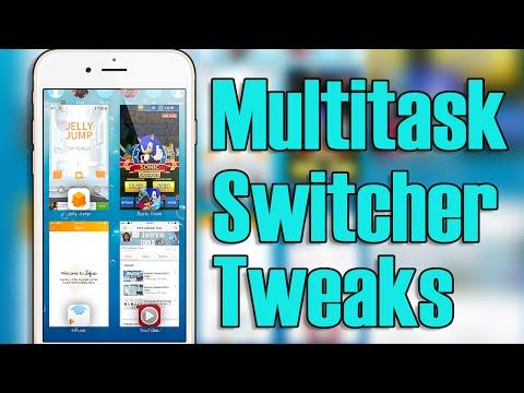 Multitask Switcher Tweaks | Cydia