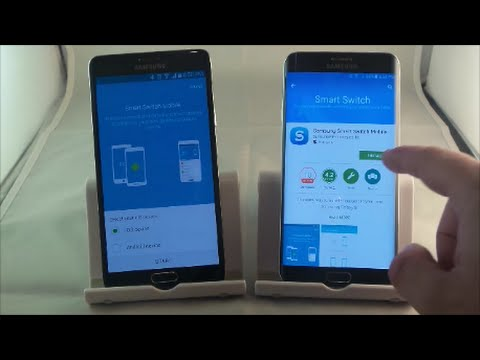 How To Use Samsung Smart Switch (UPDATED!)
