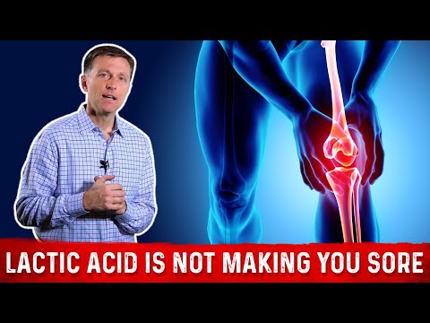 Lactic Acid is Not Making You Sore After Workouts - This is...