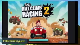 Hill Climb Racing 2 Hack - Free Hill Climb 2 Gems and Coins [Android/iOS]