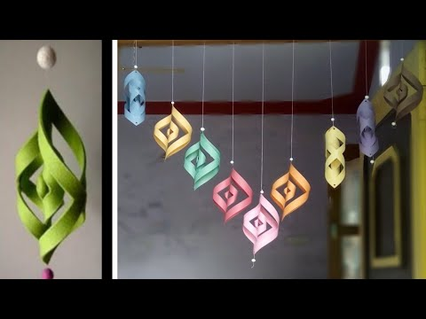Wall and Door hanging 3D TORAN || Diwali Decor