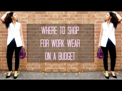 Work Wear Inc.| Where to Find Work Clothes on a Budget