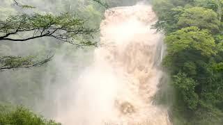 2019年9月9日  茨城県大子町  袋田の滝