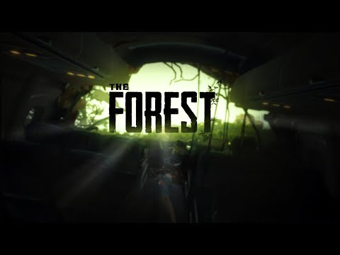Attack of the Cannibals - The Forest Live Stream!