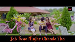 Tujhe Dekh Bina Chain Kabhi Bhi Nahi Aata-female version-Full Orginal Video
