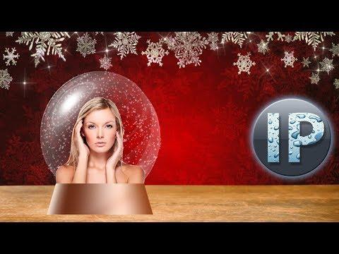 Photoshop Elements Creating Snow Globes Photoshop Elements Tutorial