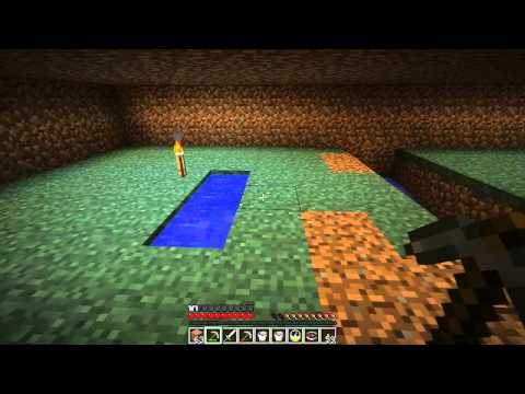 Minecraft Low Resource, Quick and Easy Mob Trap Tutorial