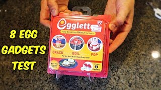 8 Egg Gadgets put to the Test