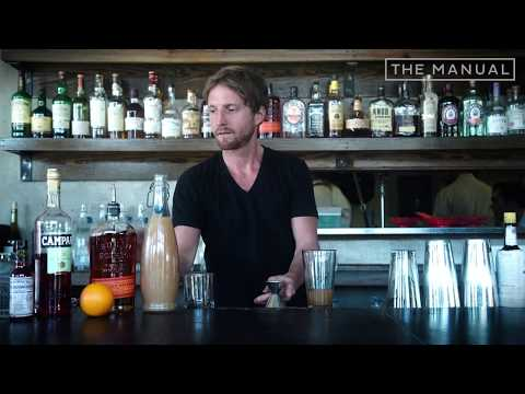 The Manual Bartender - How To Make The Petra