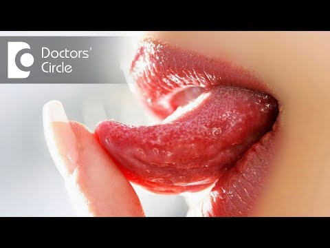 Common causes of ulcers on tongue in your 30s - Dr. Aniruddha KB