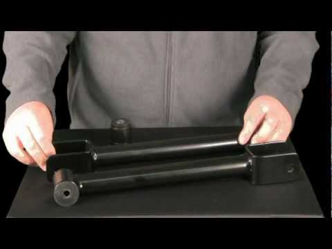 Jeep Front Upper Control Arms Product Spotlight Video by Rukse