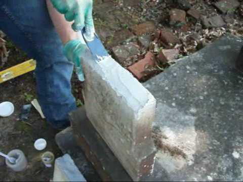 Tombstone Repair and Restoration