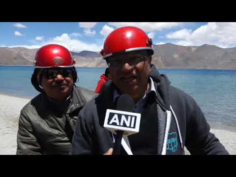 Indians rush to beauteous Leh to beat their summer woes