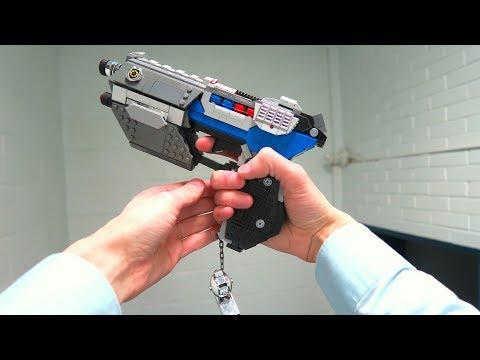 LEGO Officer D.Va's Light Gun - Overwatch
