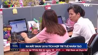 Ra mắt Bkav 2018 tích hợp trí tuệ nhân tạo