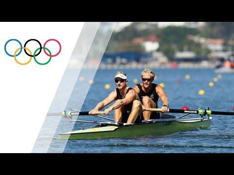 Rio Replay: Rowing Men's Pair Final