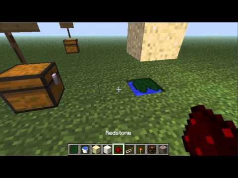 3 Ways to Use Redstone Ore to Trigger Something