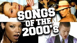 Top 100 Songs of the 2000s