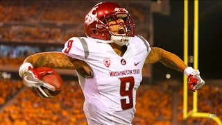 Best WR in Washington State Football History || Washington State WR Gabe Marks Career Highlights ᴴᴰ