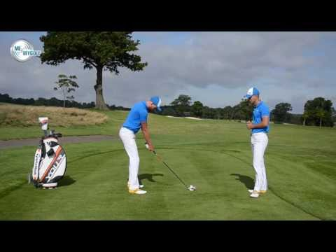 The Easiest Way to Fade The Golf Ball