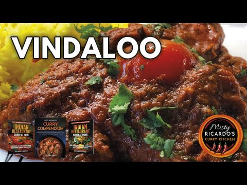 Chicken Vindaloo (Restaurant Style) by Misty Ricardo's Curry Kitchen
