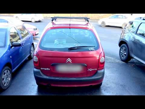 Rear Wiper Arm Replacement (Xsara Picasso, Full Details)