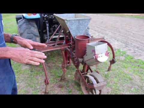 Decades Old Equipment Saves the Garden