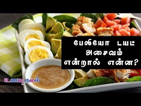 பேலியோ டயட் அசைவம் என்றால் என்ன?  | Paleo Non Veg Diet Chart in Tamil