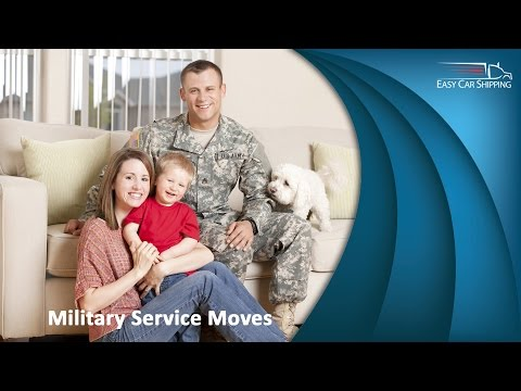 Military car transport POV CONUS | Army, Navy, Marine, Air Force | Easy Car Shipping