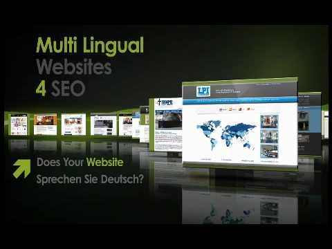 Website Design, Web Development, E-Commerce, Multi-Lingual Websites