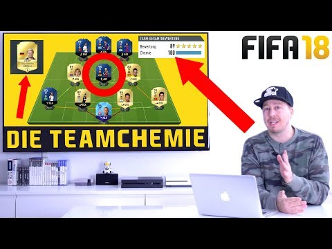 FIFA 18 FUT Tutorial | Chemie, Chemistry Styles & Manager Bonus in Ultimate Team (deutsch)