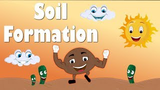 Soil Formation for Kids | #aumsum