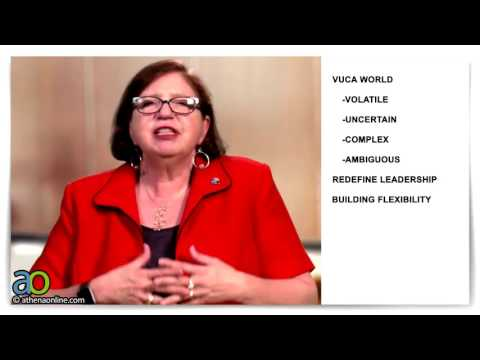 Thinking Agility in a VUCA World