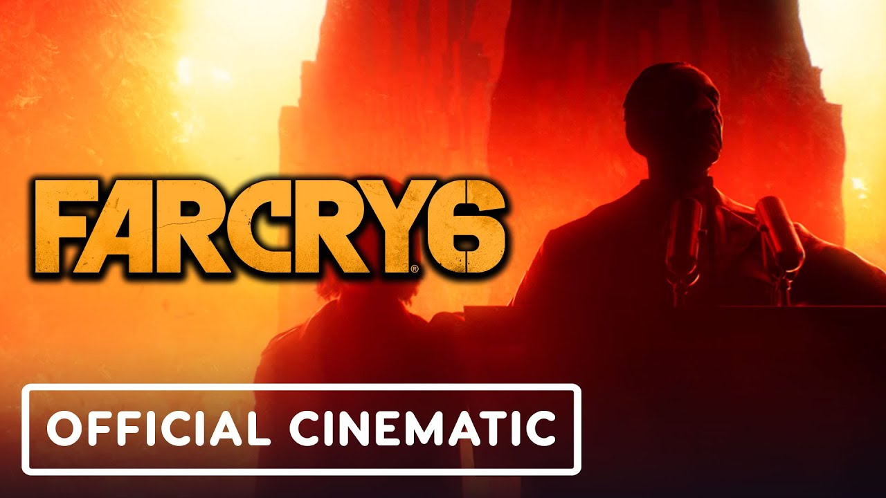 Far Cry 6 - Official Title Sequence Cinematic Trailer | Ubisoft Forward