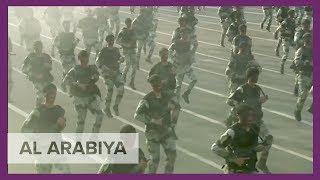 Saudi Arabia's Hajj security forces hold annual military parade
