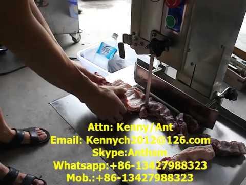 JG-Q300B bone band saw, bone cutting machine, cutter