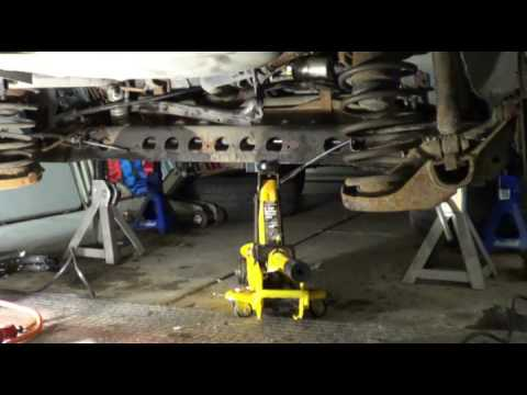 1995 Pontiac Grand Am Rear Axle Replacement
