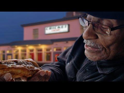 Grandpa Drops - Shrimp Basket & LongBurger Review (feat. Daym Drops)
