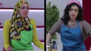 برنامج فلفل شطة - نهى عابدين و أحمد محسن   الحلقة الثانية