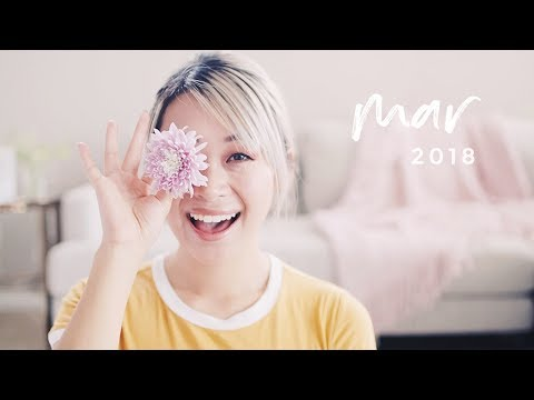 March Highlights, Lessons, Favorites (New Tattoo!) | 2018