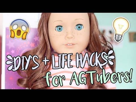 Life Hacks/DIY's (for AGTubers!)