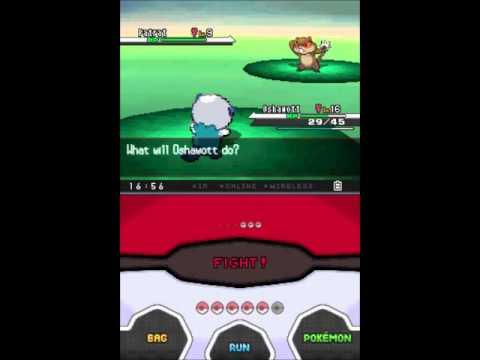 Pokémon Black Walkthrough Part 5: Route 3, Cheren Battle, Wellspring Cave, N Battle