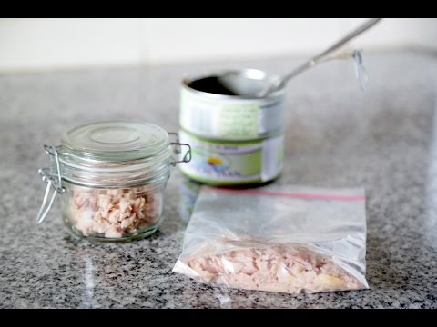 Tippy Tuesday: How to safely store tuna