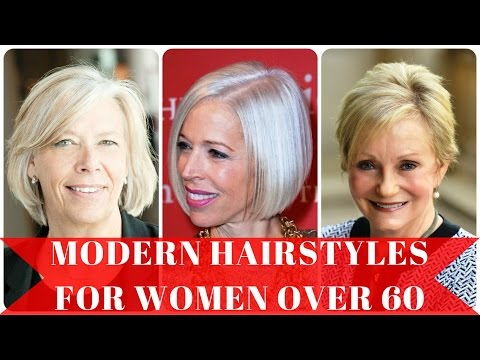 Short Haircuts For Women Over 60 With Thick Hair 69
