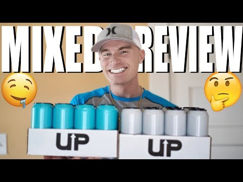 Christian Guzman's Up Energy Review | MY BIGGEST ISSUE