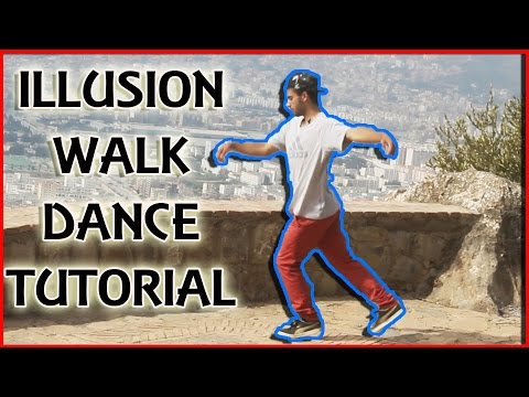 Tutorial Tuesday #1 : How to illusion walk (Dubstep Dance Tutorial)