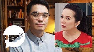 Nicko Falcis on Kris Aquino: