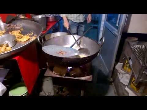 Delhi Street Food , Meena Bazar , Juma Masjid Delhi HD